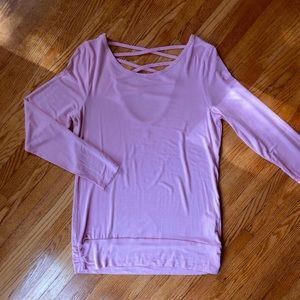 NWOT Gaiam Yoga Shirt